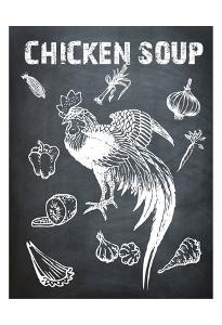 Chicken Soup by Sheldon Lewis