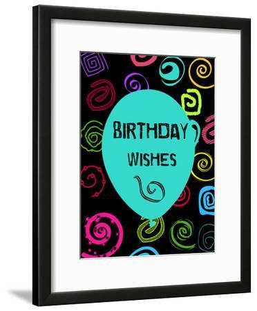 Colorful Birthday Wishes
