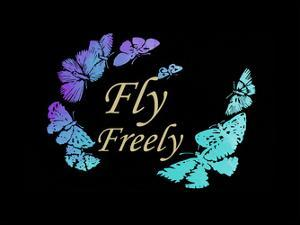 Fly Freely by Sheldon Lewis