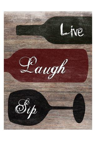 Live Laugh Sip