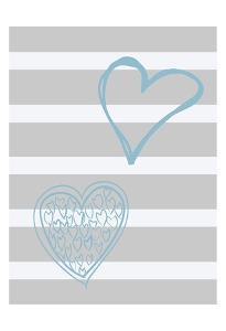 Loving Hearts by Sheldon Lewis