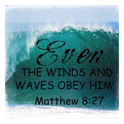 Obey Him