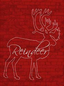 Reindeer by Sheldon Lewis
