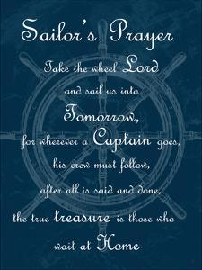 Sailor's Prayer 1 by Sheldon Lewis