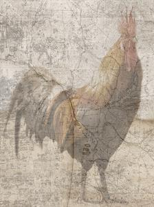 Traveling Rooster 2 by Sheldon Lewis