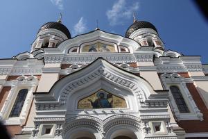 Alexander Nevsky Cathedral, Tallin, Estonia, 2011 by Sheldon Marshall