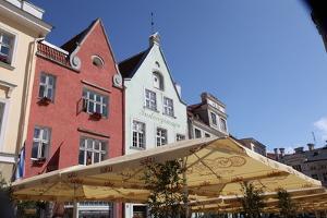 Town Hall Square, Tallin, Estonia, 2011 by Sheldon Marshall