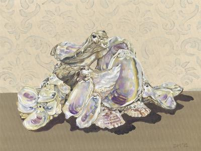 Shell Collection II-Dianne Miller-Art Print