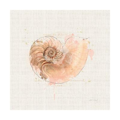 Shell Collector II-Katie Pertiet-Art Print