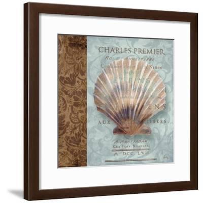 Shell I-Elizabeth Medley-Framed Premium Giclee Print