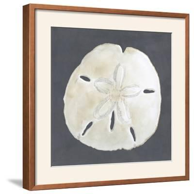 Shell on Slate II-Megan Meagher-Framed Photographic Print