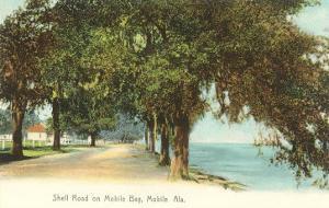 Shell Road, Mobile, Alabama