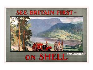 Shell - See Britain Ullswater