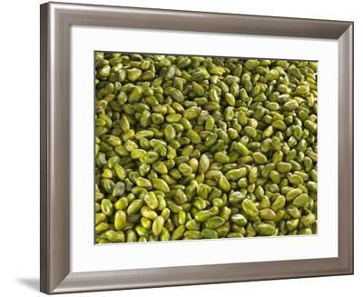 Shelled Pistachios-Karl Newedel-Framed Photographic Print