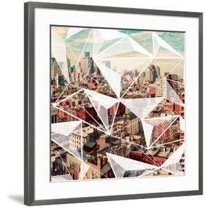 Geometric Rivington I by Shelley Lake