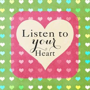 Heart Phrases II by Shelley Lake