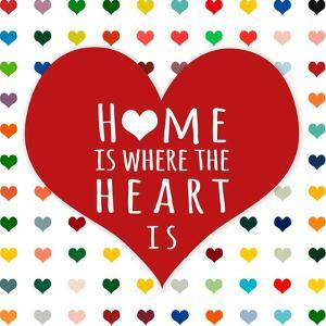 Home Is Where by Shelley Lake