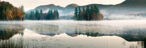 Lefferts Pond by Shelley Lake