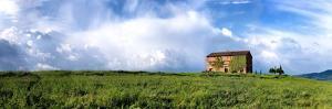 Tuscan Farmhouse by Shelley Lake