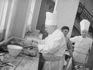 Shellfish Chef