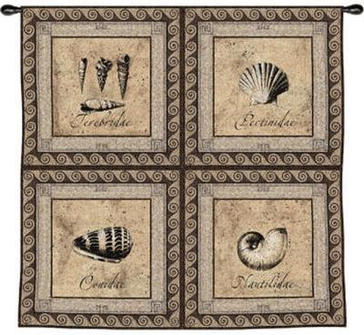 Shellworks-Paul Panossian-Wall Tapestry