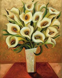 Calla Lily Bouquet by Shelly Bartek
