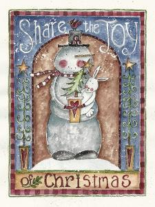 Share The Joy Of Christmas by Shelly Rasche