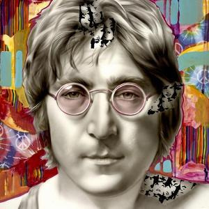 John Lennon: Imagine by Shen