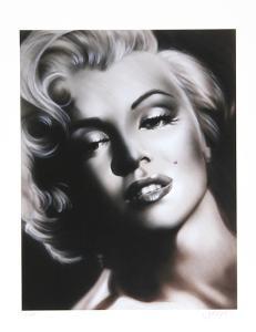 Marilyn Monroe 2 by Shen