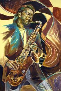 Saxophone by Shen