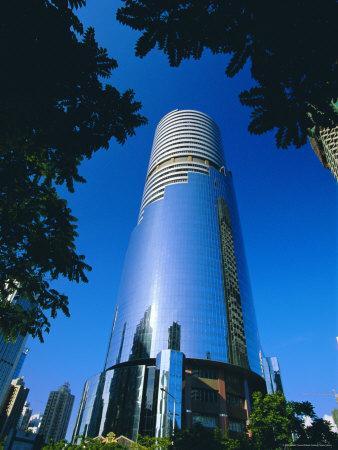 Shenzhen Development Centre, Shenzhen City, China-Robert Francis-Photographic Print