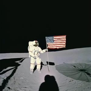 Shepard Moon Walk