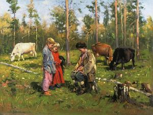 Shepherd Boys, 1903-1904