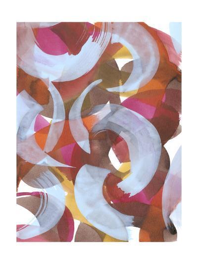 Sherbert II-Jodi Fuchs-Art Print
