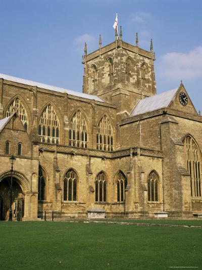Sherborne Abbey, Dorset, England, United Kingdom-Michael Jenner-Photographic Print