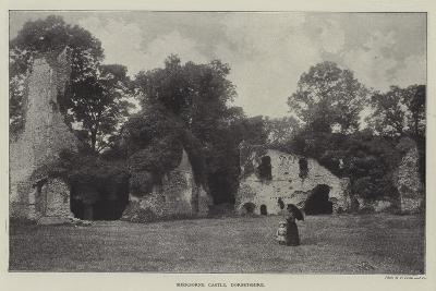 Sherborne Castle, Dorsetshire--Giclee Print