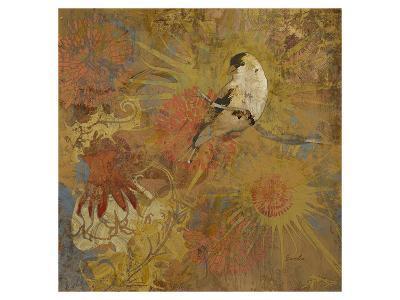 Sheri'S Goldfinch--Art Print