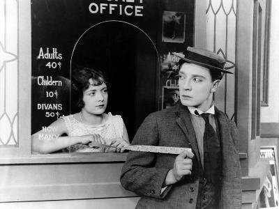 Sherlock Jr., Buster Keaton, 1924--Photo