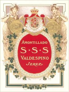 Sherry Label