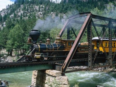 Durango-Silverton Line, CO