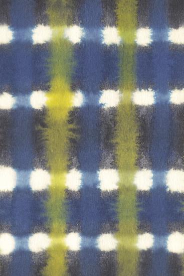 Shibori - Itajime Check-Sandra Jacobs-Giclee Print