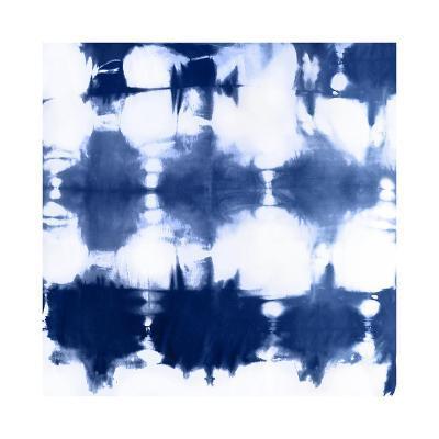 Shibori IV-Ellie Roberts-Giclee Print