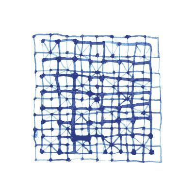 Shibori - Koshi--Art Print