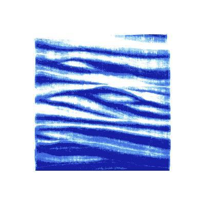 Shibori - Nami--Giclee Print