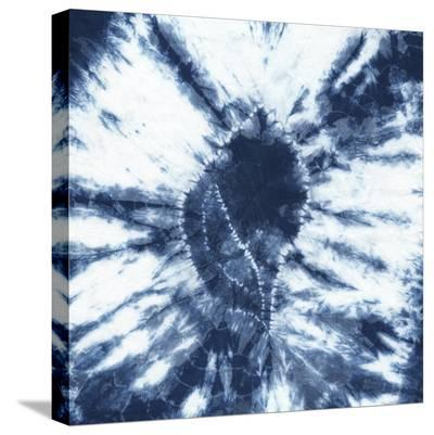 Shibori Shells II-Chariklia Zarris-Stretched Canvas Print