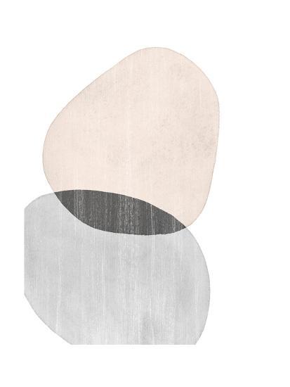 Shifting Spheres I-Grace Popp-Art Print