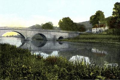 Shillingford Bridge, 20th Century--Giclee Print