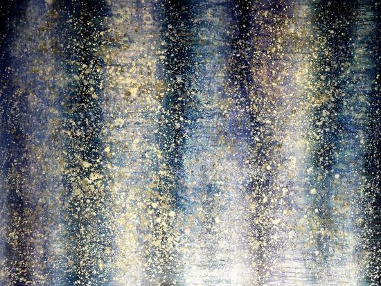 Shimmering deep-Hyunah Kim-Art Print