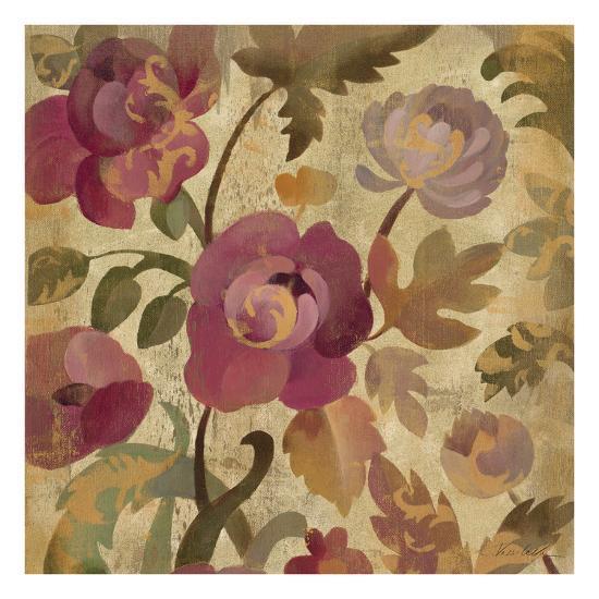 Shimmering Garden I-Silvia Vassileva-Art Print