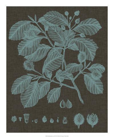 Shimmering Leaves III-Vision Studio-Giclee Print